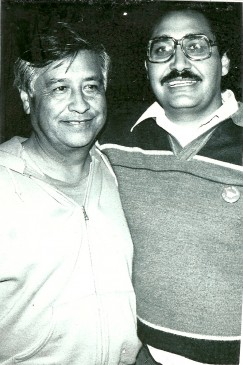 MY MEMORIES WITH 'EL JEFE' CESAR E. CHAVEZ