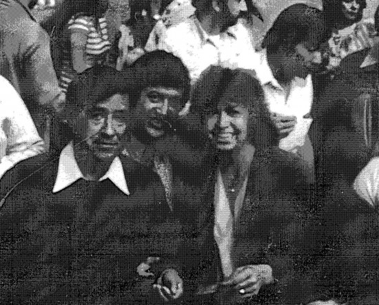 Cesar Chavez visits Colorado to support Migrant farmworkers